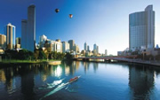 Yarra River & Melbourne Accommodation