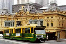 One Of The Many Melbourne Trams