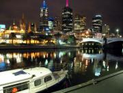 Yarra River Cruise at Night